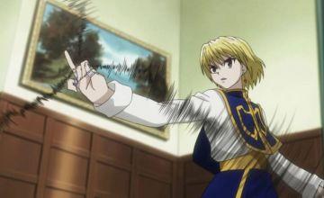 新アニメ版HUNTER×HUNTERでクラピカの念能力「導く薬指の鎖(ダウジングチェーン)」が全然ダウジングしていない