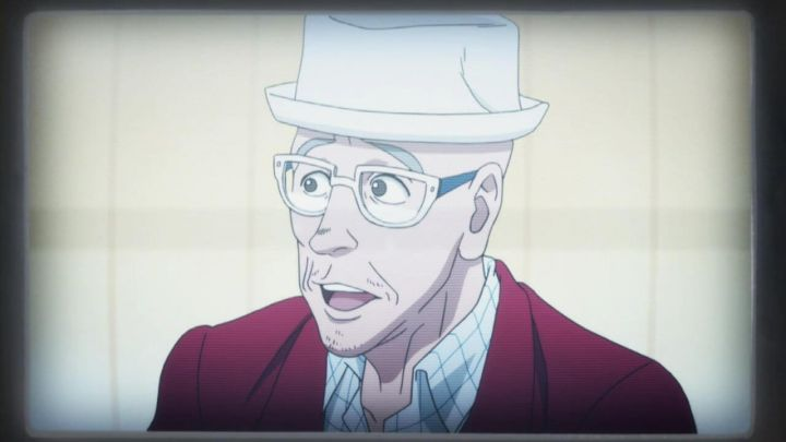 新アニメ版HUNTER×HUNTERでテレビ解説者が芸能人のテリー伊藤に似ていると話題