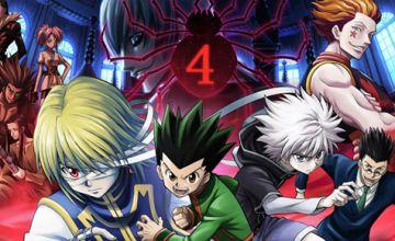 劇場版HUNTER×HUNTER「緋色の幻影(ファントム・ルージュ)」のDVD&Blu-rayが発売決定