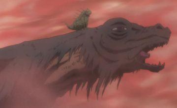 ジンが乗っている「ボ」と鳴くドラゴンについて考察