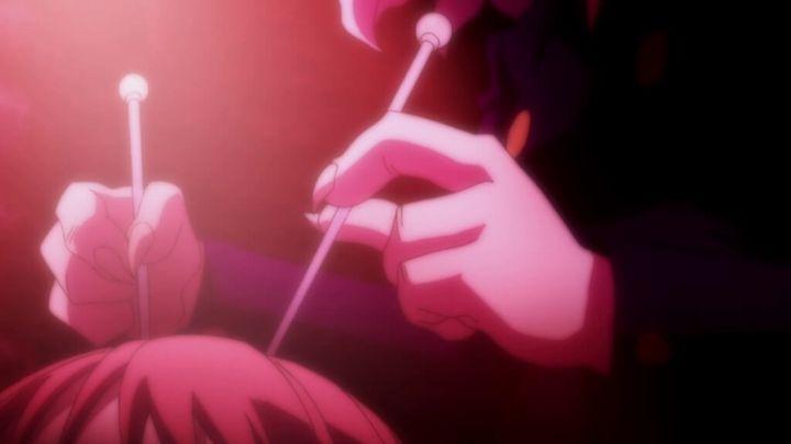新アニメ版HUNTER×HUNTERでネフェルピトーがポックルの脳をいじるシーンが少しだけ規制されている