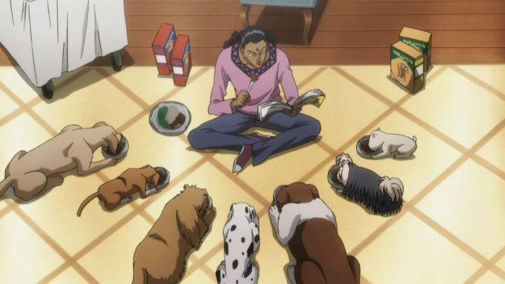 スクワラの念能力は犬を操る能力のみなのか?