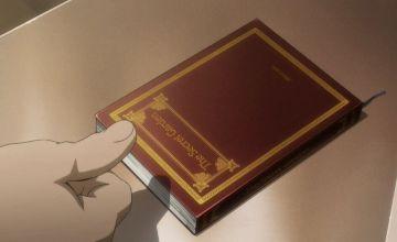 新アニメ版HUNTER×HUNTERでノヴが読んでいる本が「The Secret Garden(秘密の花園)」の小説であることが判明