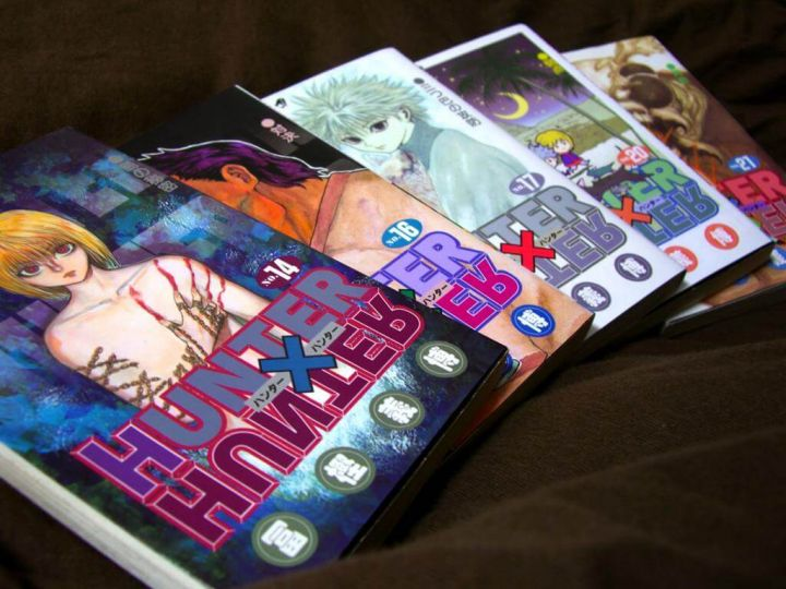 ハンターハンターの最新コミックがすぐにでも手に入るとしたらいくらまで出せるか?