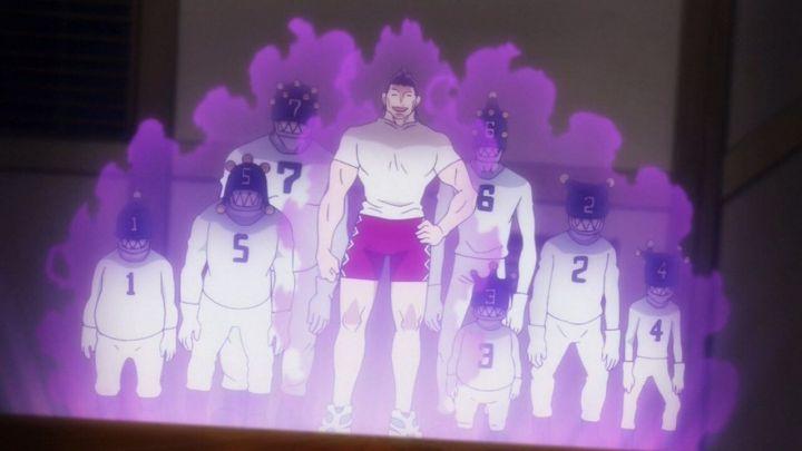 レイザーの念能力「14人の悪魔」はドッジボール専用の能力なのかを考察