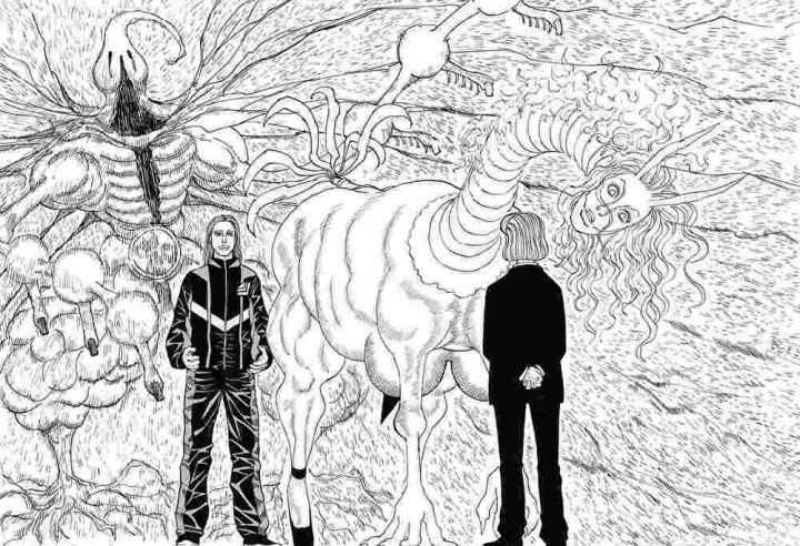 ツェリードニヒの2体目の念獣について考察